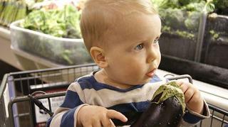 Cand introducem vinetele in alimentatia copilului