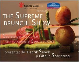 Donate Your Brunch! Editie speciala in 22 septembrie