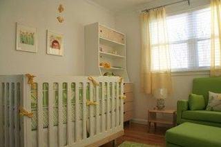 Camera copilului, trucuri Feng Shui