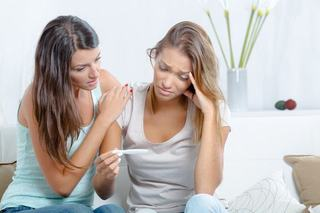 Cum sa faci fata unui test de sarcina negativ daca incerci de mai multa vreme sa ramai gravida