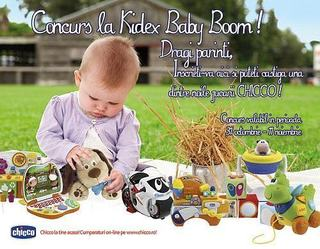 Kidex-Baby Boom, prima editie, 29 noiembrie - 2 decembrie 2012