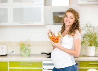 Serviciul in al treilea trimestru de sarcina