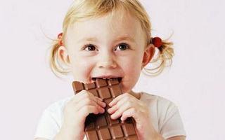 Dulciurile pentru copii - cum formezi obiceiuri sanatoase