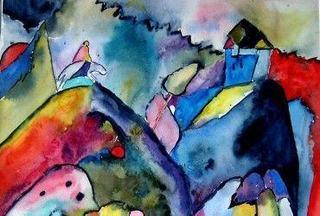 Atelier de pictura in Acuarela pentru copii (7-12 ani)