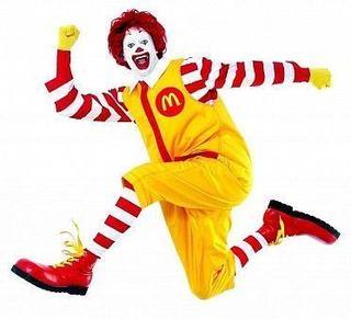 Mega Show Ronald McDonald