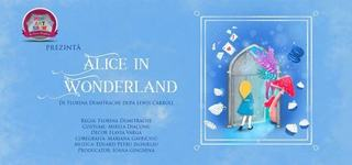 Copiii sunt invitati pe taramul magic din Wonderland