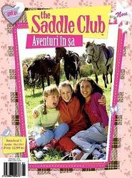 Primul DVD din colectia The Saddle Club