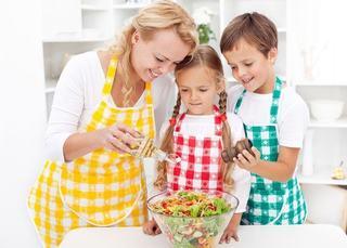 Cum sa introduci mai multe legume in meniul familiei