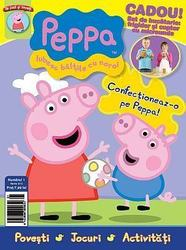 Media Service Zawada lanseaza revista Purcelusa Peppa!
