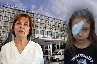 Medic sef de sectie la oftalmologie, schimbat din functie dupa ce a programat un copil la cabinetul sau privat