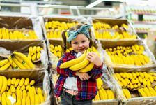 O banana pe zi ajuta copilul sa invete mult mai repede. Alimente care stimuleaza memoria copilului