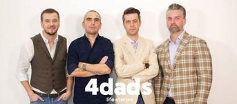 4dads- un proiect curajos cu si pentru tati