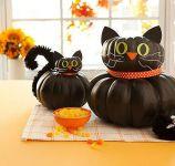 Idei de la mamici pentru a decora dovleci de Halloween