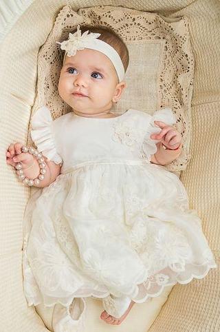 Top tinute de copii pentru botez. Cele mai frumoase hainute pentru ziua crestinarii