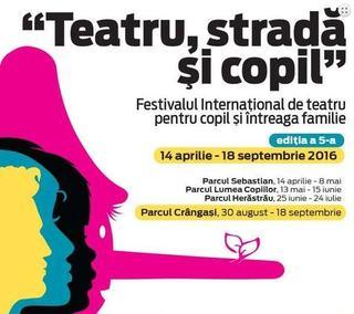 Festivalul International de Teatru pentru Copil si intreaga Familie - Editia a 5-a