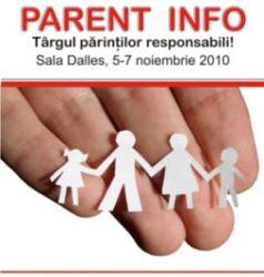 Incepe Parent Info, Targul parintilor responsabili