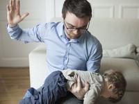 De nu trebuie sa-ti bati copilul la fund