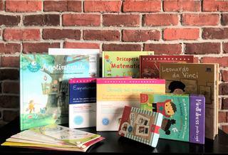 Educatia continua prin lectura: abonamente de carti pentru copii de la Editura DPH