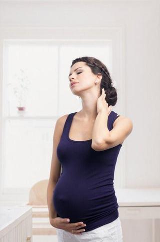 Durerile de spate din timpul sarcinii