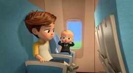 Un serial intreg cu aventurile celebrului bebelus spion Bebe Sef, zilnic la Minimax
