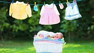 Cum stii cat de multe haine va folosi copilul