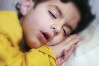Apneea in somn la copii