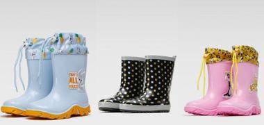 La ce sa fii atent atunci cand alegi cizme de cauciuc pentru un copil?