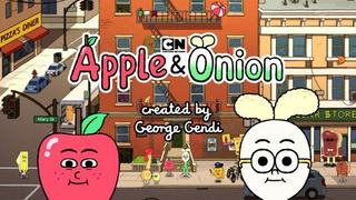 Noul serial de comedie Mar si ceapa, va avea premiera luni, 10 septembrie, la Cartoon Network