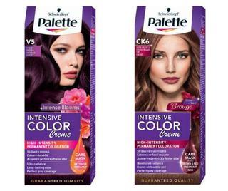 Palette Intesive Color Cream lanseaza doua colectii noi cu nuante vibrante si seducatoare