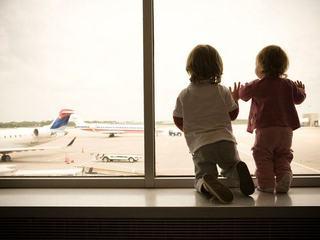 Cum am planificat prima vacanta cu avionul. Vizita la Madrid cu doi copii mici