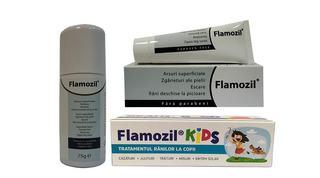 Gama Flamozil - Vindeca ranile intregii familii