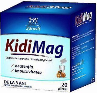 Importanta magneziului pentru sanatatea copiilor