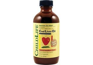 Beneficiile Cod Liver Oil pentru sanatatea copilului