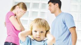 Ce se intampla cu creierul bebelusului atunci cand parintii se cearta