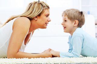 Imbunatateste comunicarea cu copilul tau