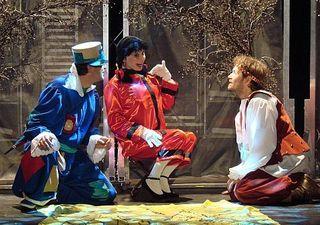 Program Spectacole Teatrul Excelsior, Noiembrie 2012