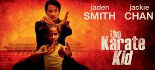 Reprezentatie de arte martiale la lansarea Karate Kid pe Blu-ray si DVD