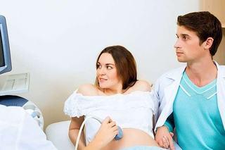 Chisturile ovariene in timpul sarcinii