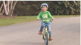 Erou la 3 ani! Povestea uimitoare a unui baietel care si-a salvat vecina