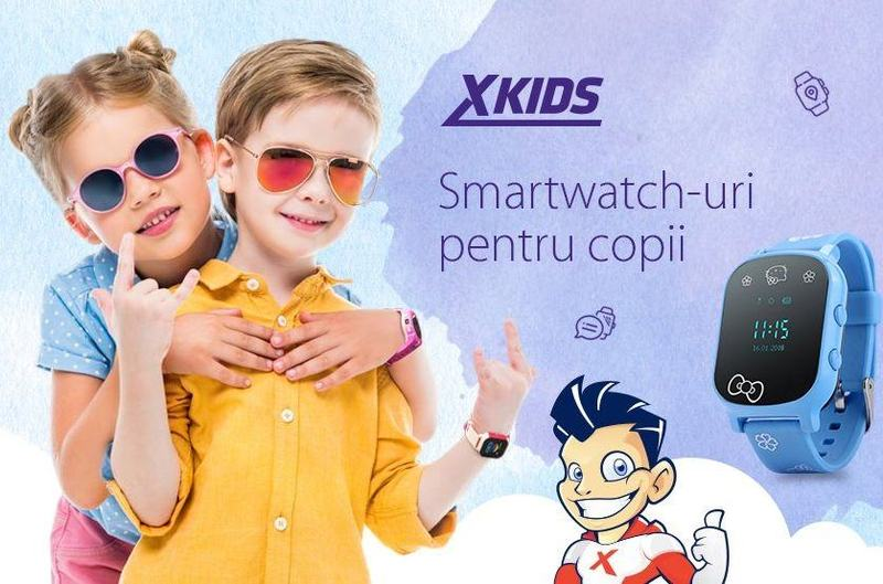 Cum alegi un smartwach pentru copil