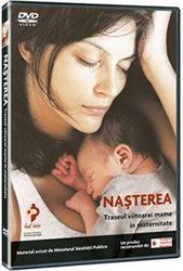 Nasterea, traseul viitoarei mame in maternitate, al doilea DVD din seria First Bebe