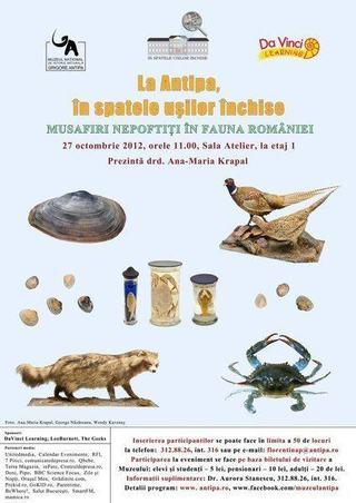 Musafiri nepoftiti in fauna Romaniei