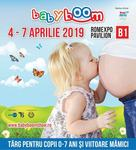 Joi se deschide Baby Boom Show la Romexpo!