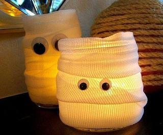 Decoratiuni simple de Halloween pe care le puteti face singuri