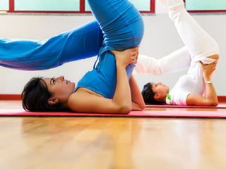 Pozitii Yoga pentru fertilitate