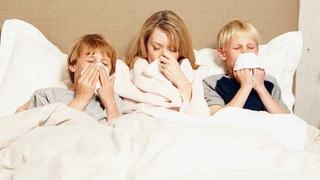 60.000 de cazuri de infectii respiratorii acute! Avertismentul medicilor pentru parinti