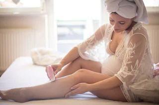 Epilatul pe timpul sarcinii. Metode recomandate
