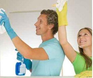 Produsele de curatat iti pot afecta fertilitatea