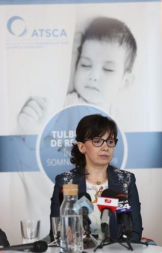 1 din 10 copii risca sa dezvolte tulburari de respiratie in timpul somnului