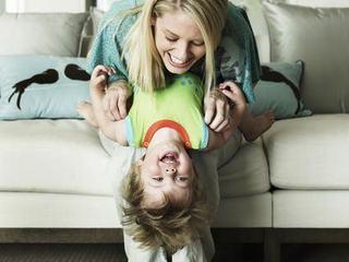 Cum sa inveselesti un copil mic